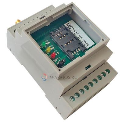 ЭВАН GSM-Climate ZONT H-1V Модуль дистанционного управления котлом отопления
