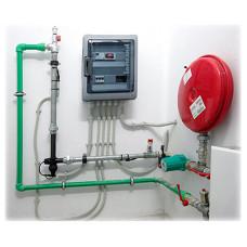 Электрокотел отопления частного дома